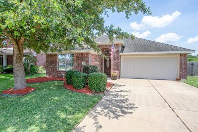 Pearland Single Family Home For Sale: 2603 Sandal Walk
