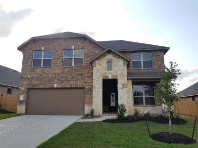 Conroe TX Single Family Home For Sale: $301,490