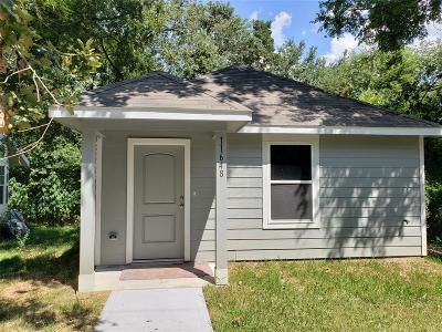 Single Family Home For Sale: 11648 Vistawood