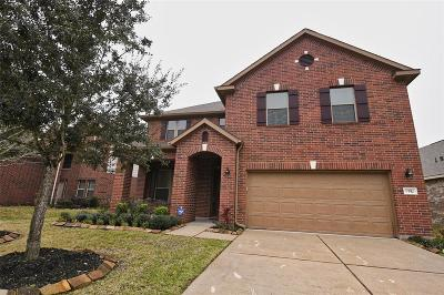 Humble Single Family Home For Sale: 9742 Clanton Pines Drive