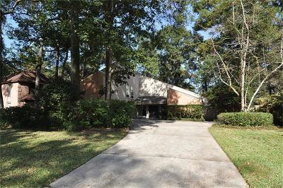 Kingwood Single Family Home For Sale: 2515 Riverlawn Drive