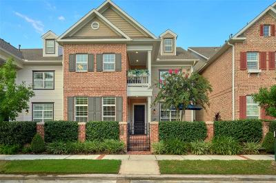 The Woodlands Single Family Home For Sale: 2604 Admiralty Bend Lane