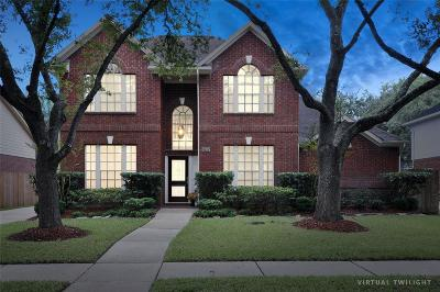 Sugar Land Single Family Home For Sale: 17415 Marigold Drive