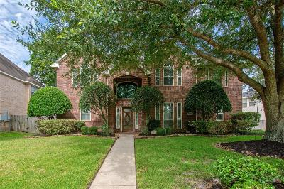 Summerwood Single Family Home For Sale: 14307 Chartley Falls Drive