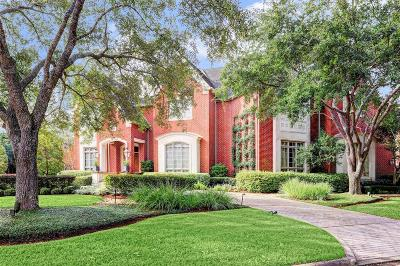 Houston Single Family Home For Sale: 8834 Stable Crest Boulevard