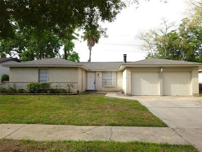 Single Family Home For Sale: 7611 Water Park Lane
