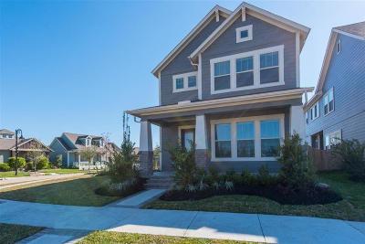 Cypress Single Family Home For Sale: 16742 Poplar Branch