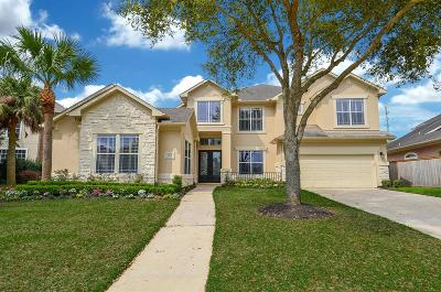 Sugar Land Single Family Home For Sale: 5222 Turning Leaf Lane