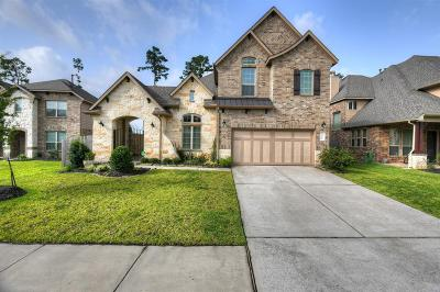 Conroe Single Family Home For Sale: 8322 Sands Bank Lane