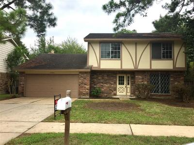 Houston Single Family Home For Sale: 15502 Swan Creek Dr Drive