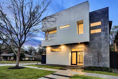 Houston Single Family Home For Sale: 1701 Morse Street