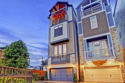 Houston Single Family Home For Sale: 923 Byrne Street