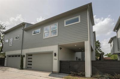 Houston Single Family Home For Sale: 7726 Jacquelyn Oaks Road