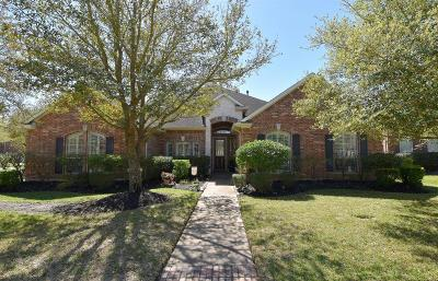 Katy Single Family Home For Sale: 1710 Fern Mist Lane