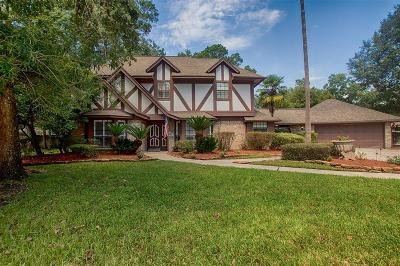 Crosby Single Family Home For Sale: 2006 Sea Palms Ct Court