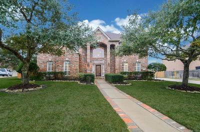 Katy Single Family Home For Sale: 1939 Sparrows Ridge
