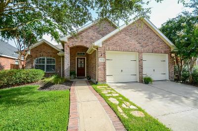 Cypress Single Family Home For Sale: 18410 S Raven Shore Drive