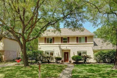 Houston Single Family Home For Sale: 7522 Brinkworth Lane