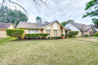 Katy Single Family Home For Sale: 21335 Park Tree Lane