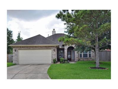 Kingwood Single Family Home For Sale: 26897 Calgary Pointe