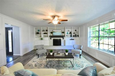 Houston Single Family Home For Sale: 5218 Havenwoods Drive