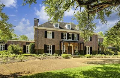 Single Family Home For Sale: 1323 North Boulevard