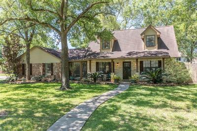 Baytown Single Family Home For Sale: 7103 Shoshoni Street