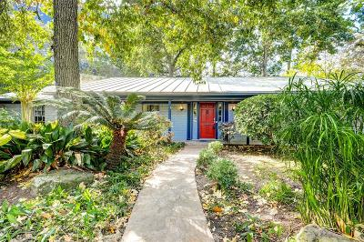 Houston Single Family Home For Sale: 11 River Circle