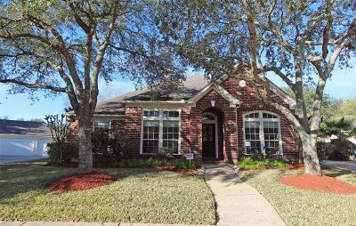 Fort Bend County Single Family Home For Sale: 1318 Cedar Terrace Court