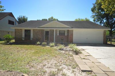 Houston Single Family Home For Sale: 9639 Weatherwood Drive