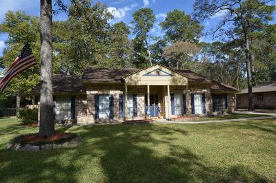 Conroe Single Family Home For Sale: 349 Cumberland Trail