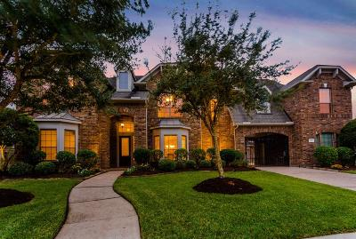 Pearland Single Family Home For Sale: 12204 Rosemont Lane