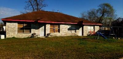 Baytown Single Family Home For Sale: 2707 Ellis School Road #A-B