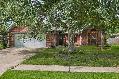 League City Single Family Home For Sale: 507 Quail Circle