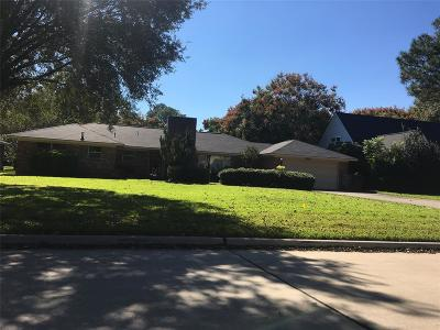 Houston Single Family Home For Sale: 5629 Pine Street