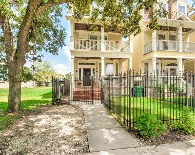 Houston Single Family Home For Sale: 813 W 20th Street