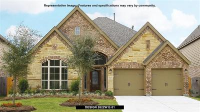 New Caney Single Family Home For Sale: 23650 Crossworth Drive