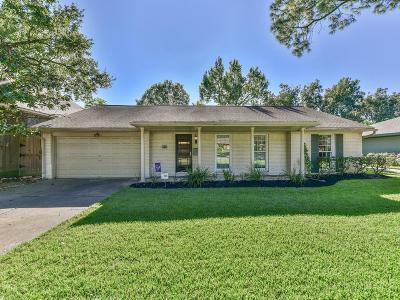 Houston Single Family Home For Sale: 11119 Cedarhurst Drive