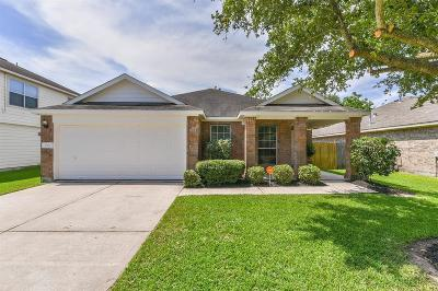 Texas City Single Family Home For Sale: 7901 Silver Oak Drive