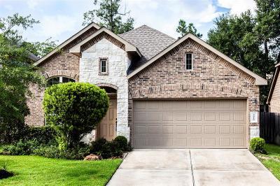 Conroe Single Family Home For Sale: 2410 Garden Shadow Drive