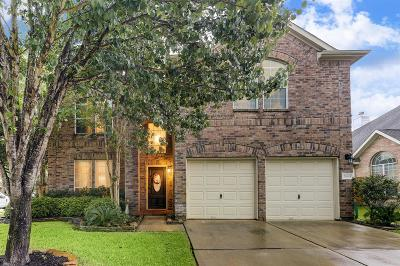 Katy Single Family Home For Sale: 24518 Hamilton Mill Court