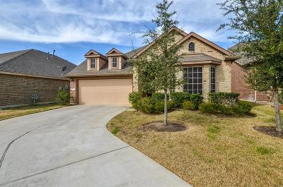 Spring Single Family Home For Sale: 21507 Tatton Crest Court
