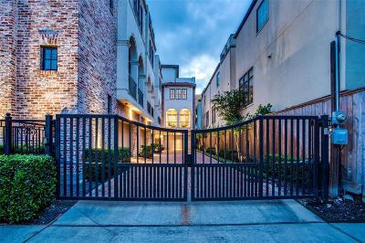 Houston Single Family Home For Sale: 4834 Austin Street