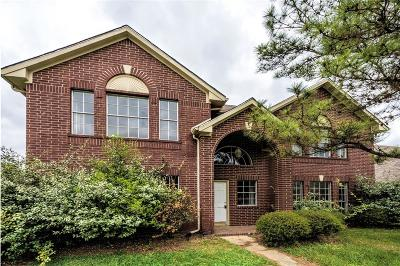Houston Single Family Home For Sale: 10803 Oak Acres Drive