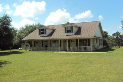 Weimar Farm & Ranch For Sale: 1015 Coy Road