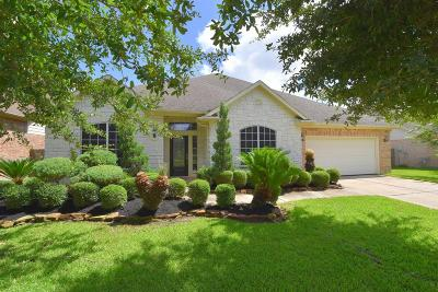 Katy Single Family Home For Sale: 4703 Huntwood Hills Lane