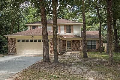 The Woodlands TX Single Family Home For Sale: $299,900