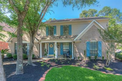 The Woodlands Single Family Home For Sale: 7 Nightwind Place