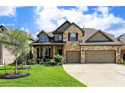 Tomball Single Family Home For Sale: 18510 Highpointe Run Lane