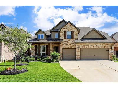 Single Family Home For Sale: 18510 Highpointe Run Lane